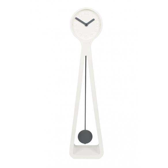 Clock Giant White