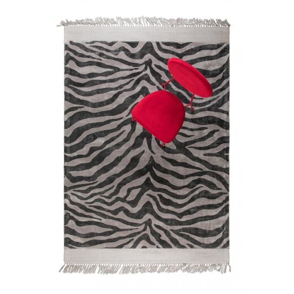 vaip Zebra Friendly 160X230 Black