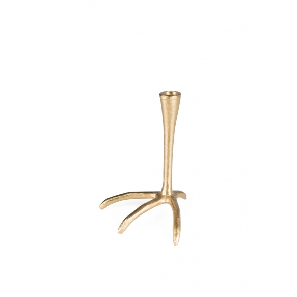 The Golden Heron Candle Holder M