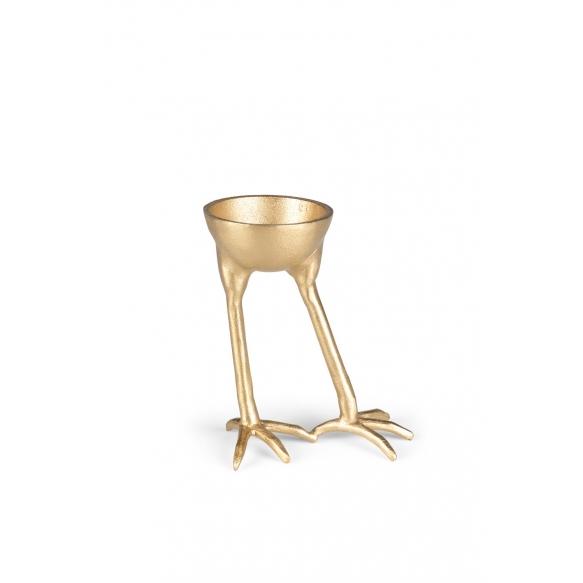The Golden Heron Tray