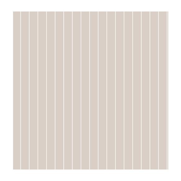 Hoopla Pin Stripe Sidewall Beige