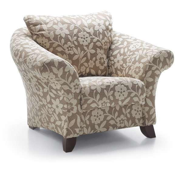 armchair BOSTON, fabric RIMINI beige