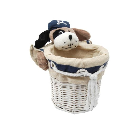 Basket Pirate L D28 x h26cm
