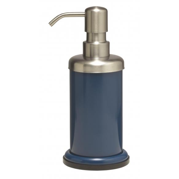 ACERO metal  soap dispencer, blue