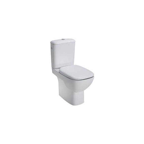 wc komplekt STYLE , universaalne äravool, vee sissevõtt paagi alt