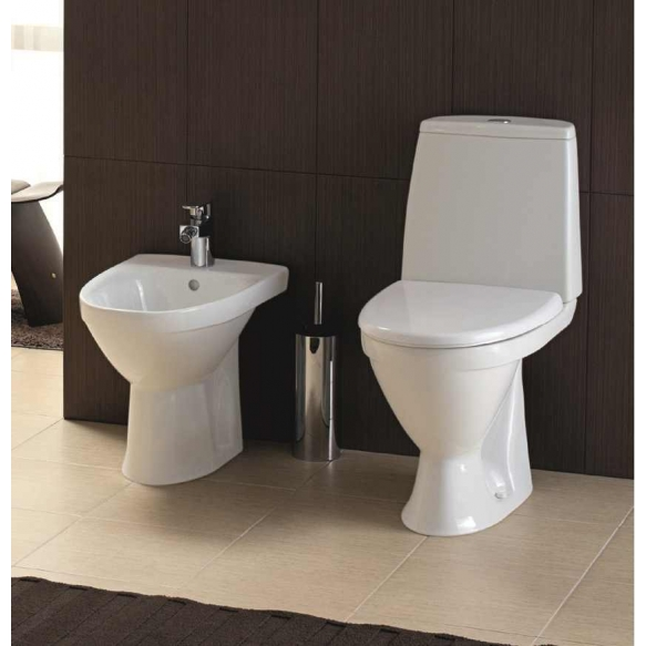 RUNA WC compact set with Duroplast Soft