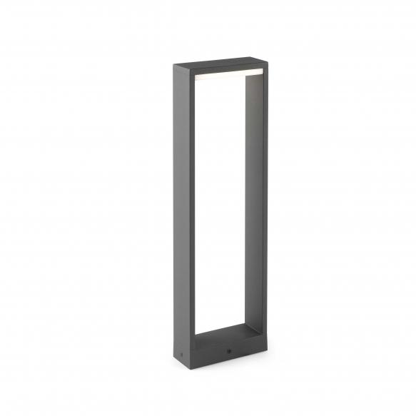 ALPI LED dark grey beacon lamp h 50 cm ,LED included