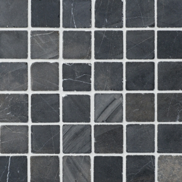 Square Grey marble 50x50mm