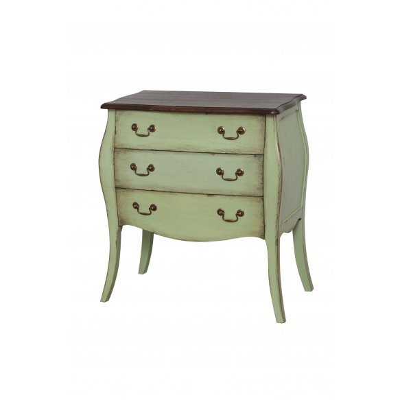 drawer Mellow,olive, wood