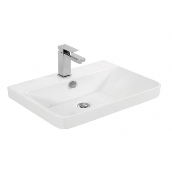 ceramic washbasin Thalie, 60x46 cm