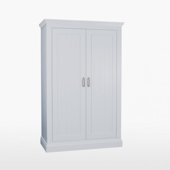 2 uksega riidekapp