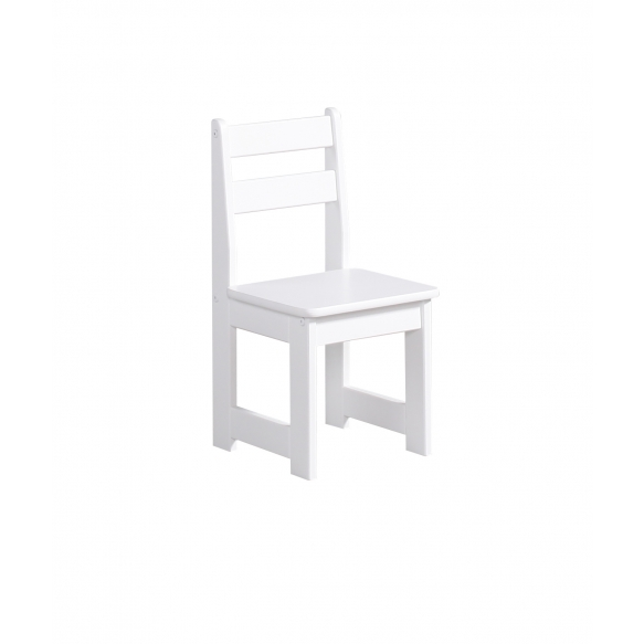 "chair ""Baby"", white"