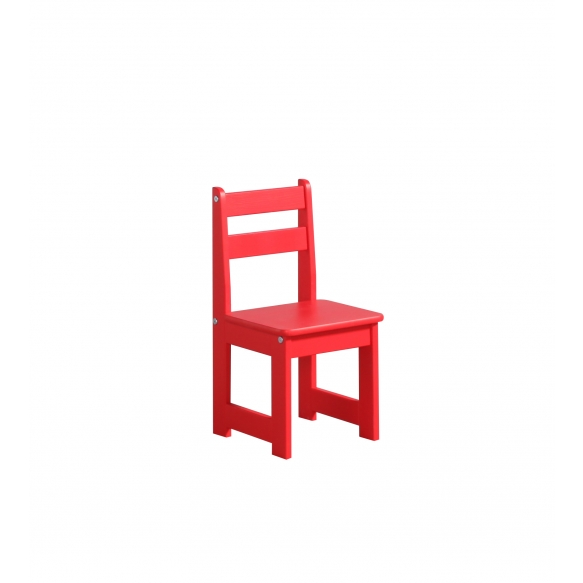 "chair ""Baby"", red"