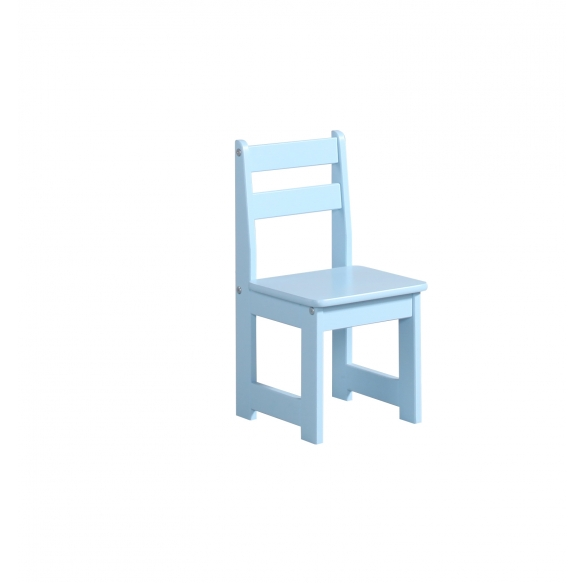"chair ""Baby"", blue"