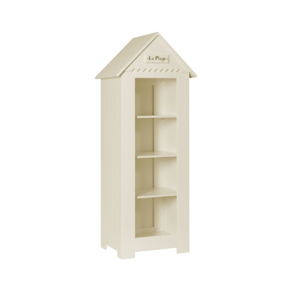 Marseilles - medium bookcase, beige