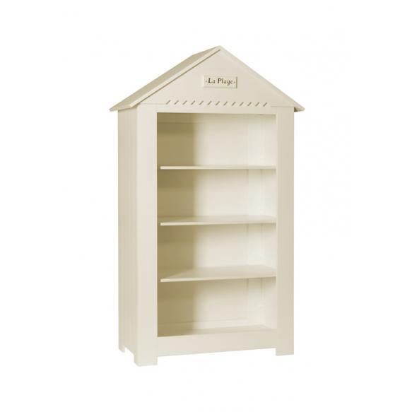 Marseilles - large bookcase, beige