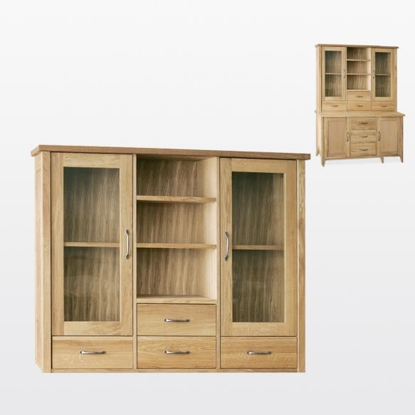 Top for sideboard (gl.door)