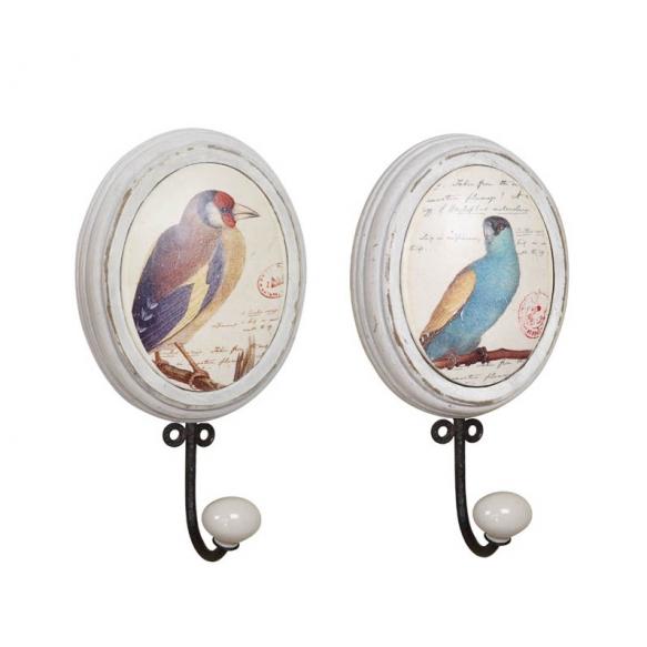 23 cm MDF nagi linnupildiga, 2 erinevas stiilis