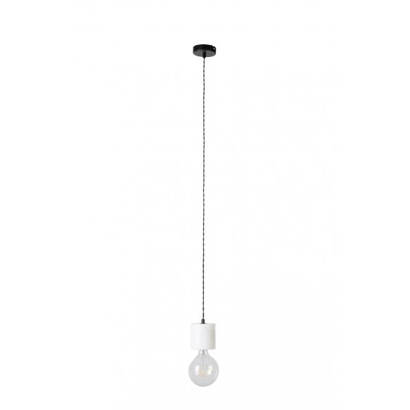 Pendant Lamp Trust Marble White
