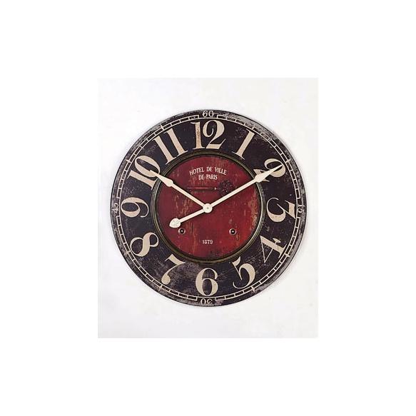 "29""Round MDF Wall Clock"