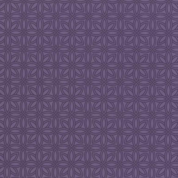 Decadence Mini Moroccan Geometric Purple