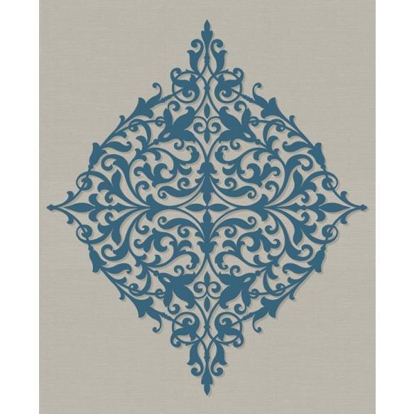 Decadence Classical Motif Blue