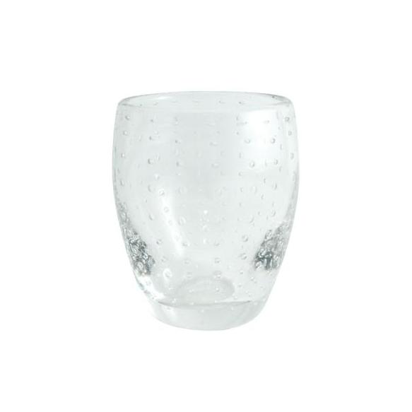 Klaas Bubbles d8.4x h10.5cm, clear