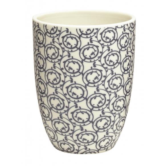 OSAKA tumbler ceramic, blue
