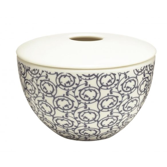 OSAKA ceramic cotton bowl, blue