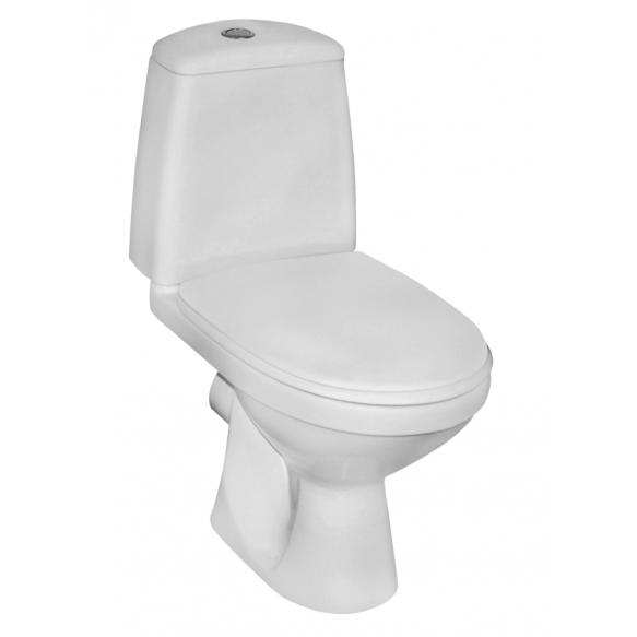 SOLO wc komplekt, tahajooks+soft close iste