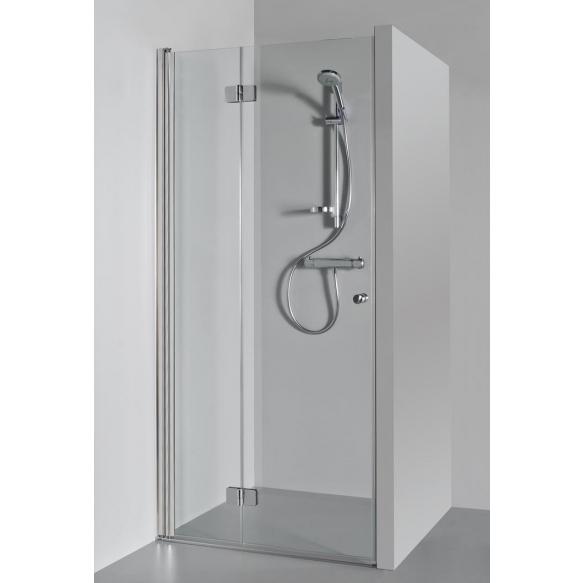 Shower screen GODA , clear glass