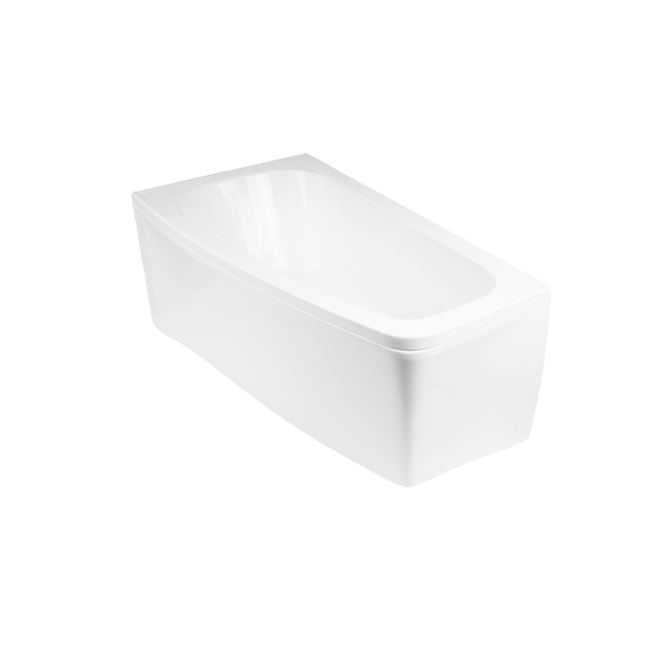 LUNO 150x80 cm left corner+ long panel