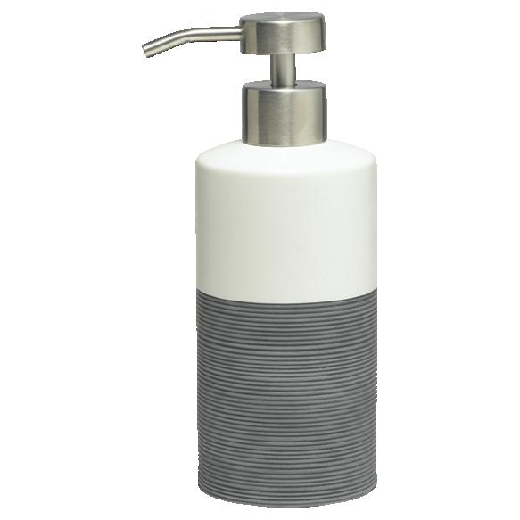 hall vedelseebidosaator DOPPIO, käsitsi valmistatud keraamika