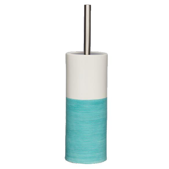 sinine wc hari DOPPIO, käsitsi valmistatud keraamika