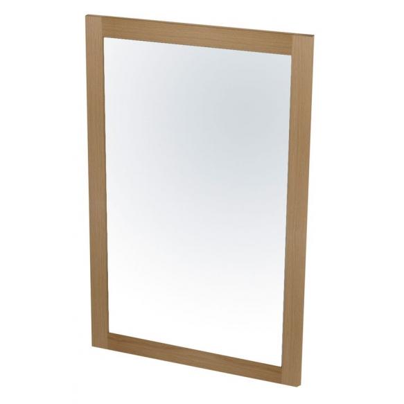 puitraamis peegel Larita 75 cm, tamm Natural