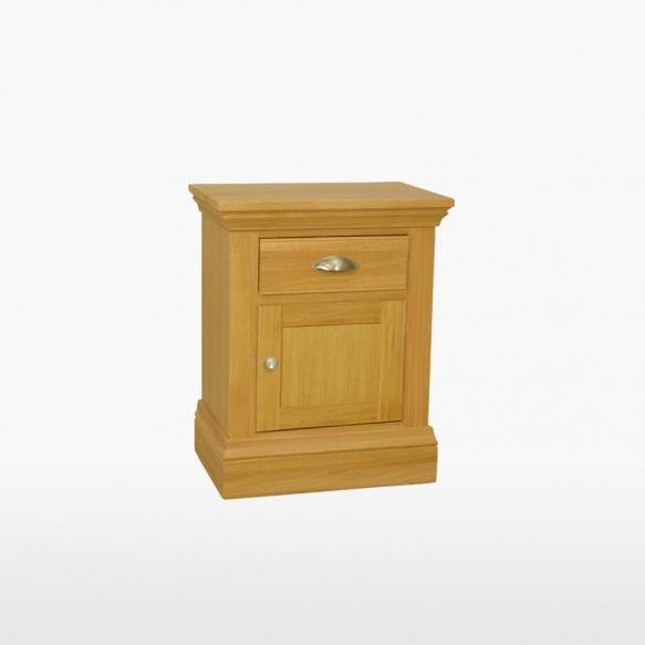 öökapp ühe ukse ja üke sahtliga(R/H hingedega)