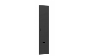 Cleaning supplies cabinet 50x43x193 cm, anthracite