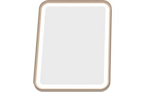 Patara Led Mirror 55*75 cm cappucino