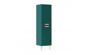 Kõrge kapp Patara 147 cm, roheline