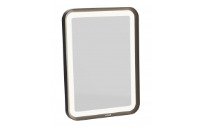 Truva Led Mirror 55*75 cm, black