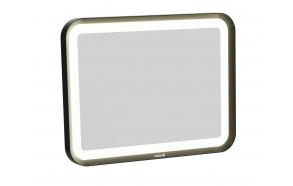 Truva Led peegel 85*65 cm matt must