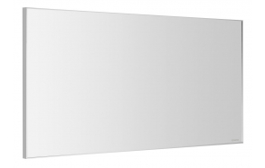 AROWANA frame mirror 1200x600mm, chrome