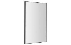 AROWANA frame mirror 500x800 mm, black