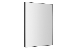 AROWANA frame mirror 600x800 mm, black