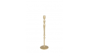 Candle Holder Sento Gold