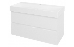 FILENA Vanity Unit 95x51,5x43cm, white