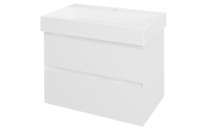 FILENA Vanity Unit 67x51,5x43cm, white