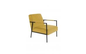 Lounge Chair Wakasan Yellow