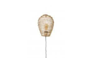 Wall Lamp Lena Brass