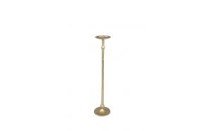 Candle Holder Mana Gold L